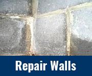Repare walls