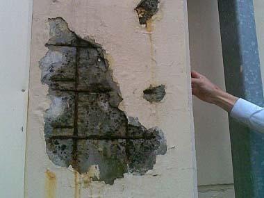 Damage Repair Epoxy's